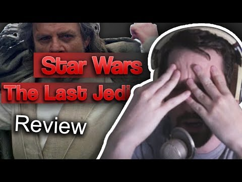 Star Wars: The Last Jedi - Review with Kyle, Devin Nash & MrMouton