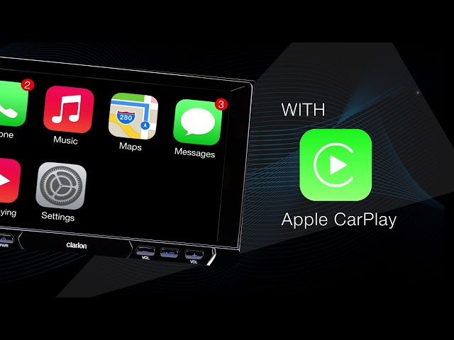 FX688A -  Android Auto, Apple CarPlay & SmartDeviceLink
