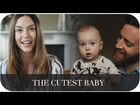 THE CUTEST BABY IN THE WORLD | THE MICHALAKS