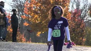 Girls on the Run at Sweet Briar College