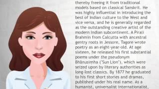 Rabindranath Tagore - Wiki Videos