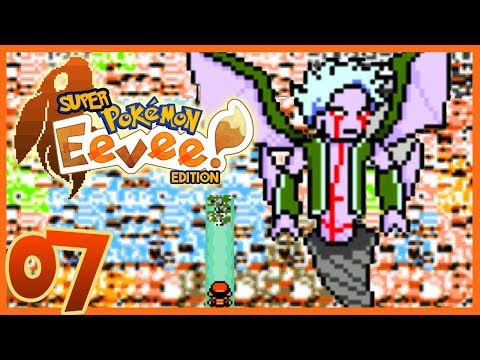 Super Pokemon Eevee Edition Part 7 THE HYPERVISOR! Pokemon Fan Game Gameplay Walkthrough