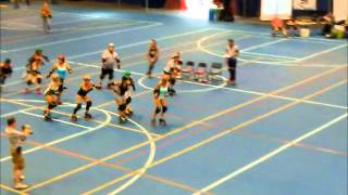 South Jersey Derby Girls - Betties vs Bandits