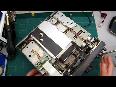 TS 850S con problemas de acoplador, ajustes y repasos varios