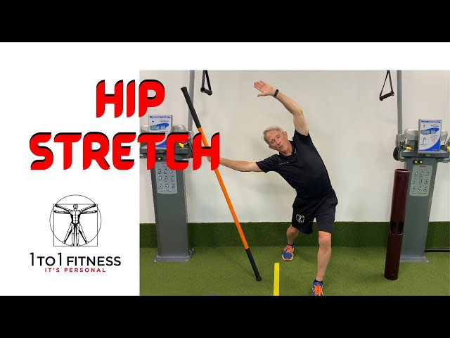 IMPROVE YOUR GAIT w/ These Lateral Hip Stretches!