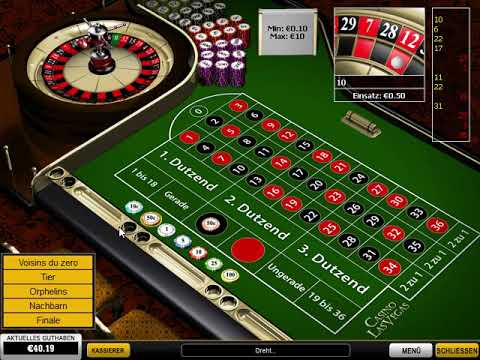 Gewinn Roulette