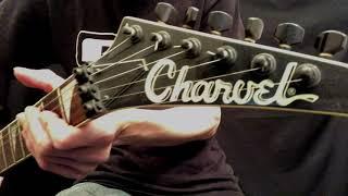 My Charvel 475 Deluxe