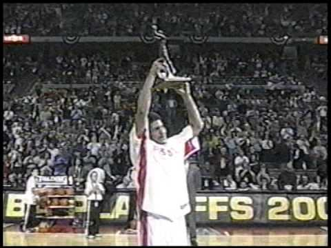 Corliss Williamson - Sixth Man of the Year Award Presentation