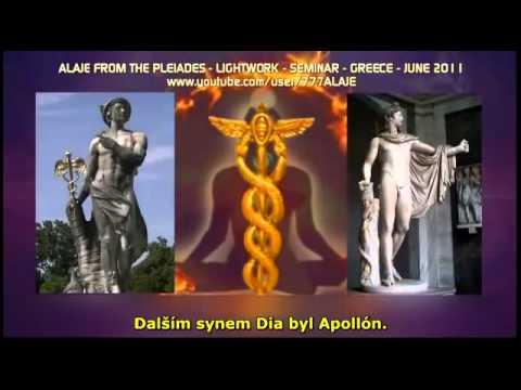 Part 15 - Pleiadian Alaje - Lightwork - Greece - Czech Sub