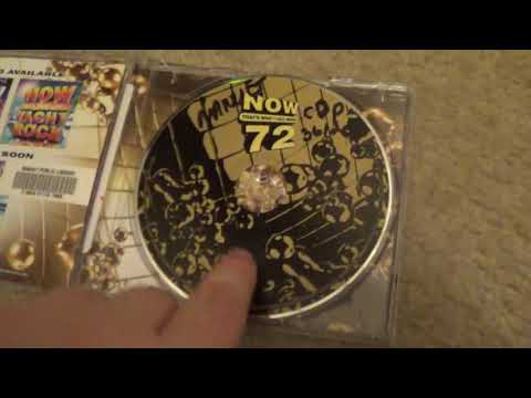 Now That's What I Call Music 72 CD Overview