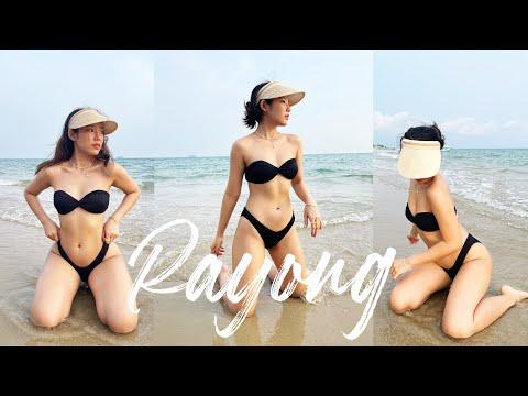 [Vlog]เที่ยวระยอง ถ่ายรูปสวย+บิกินีแซ่บ พัก Novotel Rayong Rim Pae Resort ห้องสวยม๊าก : Journey June