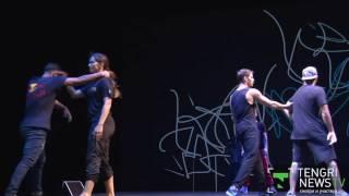 Flying Steps в Астане: Брейк-данс под музыку Баха