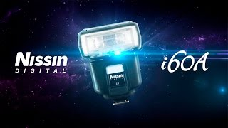 nissin Digital - All-new i60A Flashgun