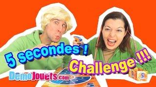 JEU - 5 secondes Challenge - Qui sera le meilleur ? - Démo Jouets