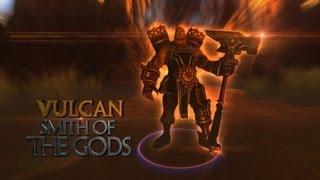 SMITE - Vulcan God Reveal Trailer