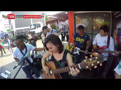 Bob Marley Waiting In Vain - COVERED by One In Love Band September 2017