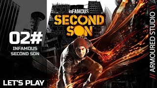 Vídeo inFamous: Second Son