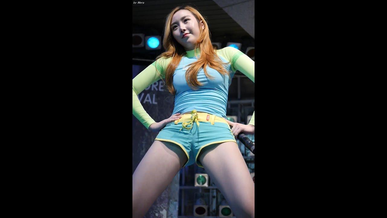 Kpop laysha hyeri sexy dance compilation 10