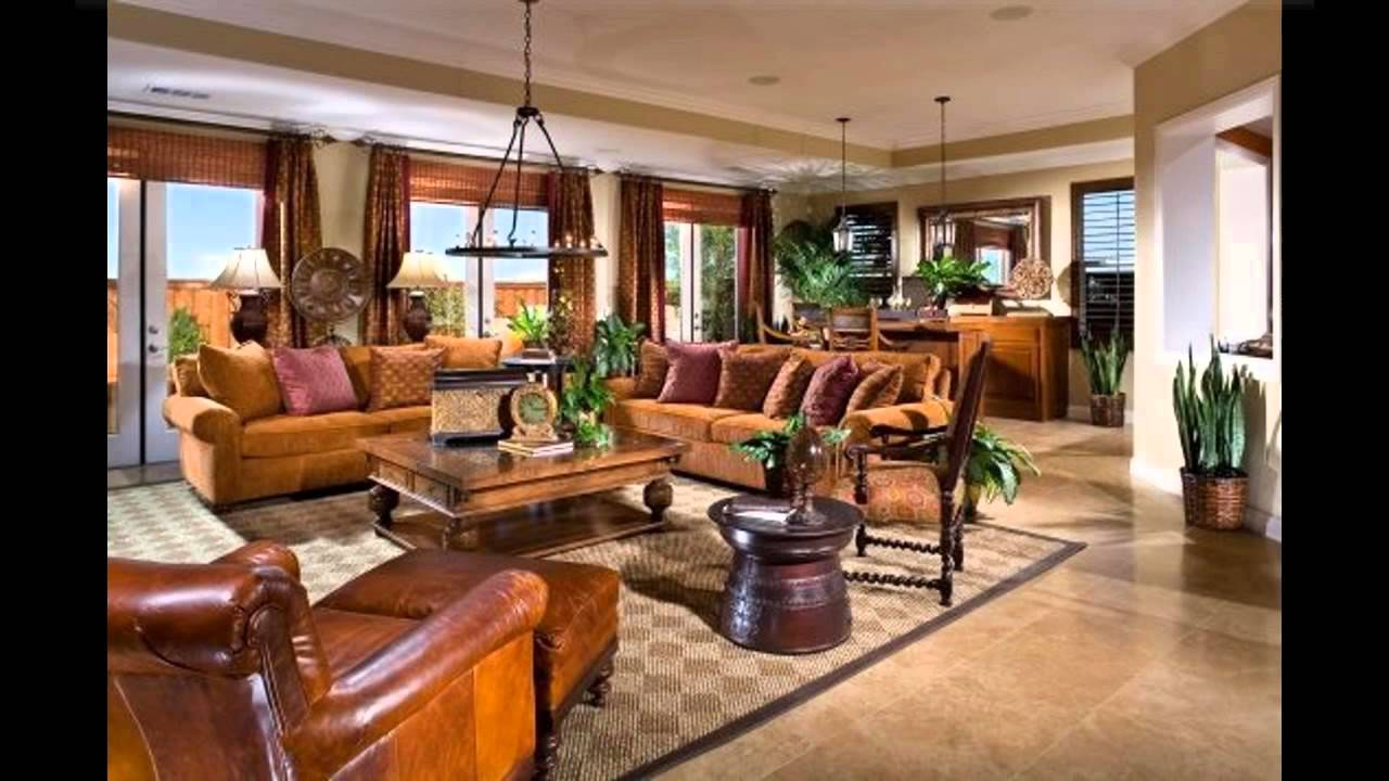 Elegant model home decorating ideas youtube for Model homes decorating ideas