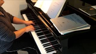 Franz Liszt : Sehr langsam, S 192 n° 3