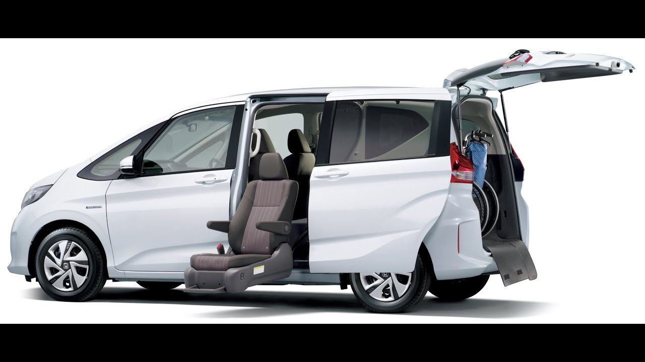 All New Honda Freed 2017 Exterior And Interior Youtube