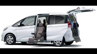 All New HONDA FREED 2017 - Exterior and Interior