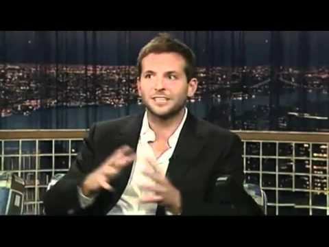 Bradley Cooper's impersonations of other actors