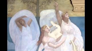 Conservation of Puvis de Chavannes Mural (Part 1)