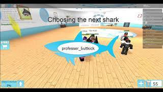 Roblox sharkbite #1 With ExspodieYT! :D