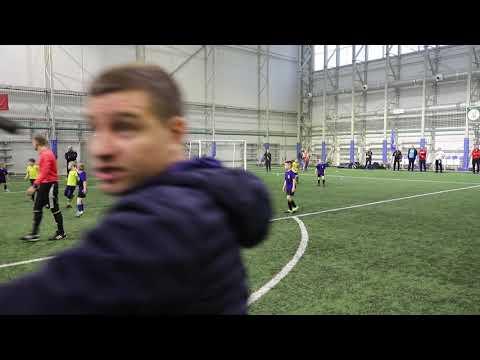 Техника Футбола 2012 (Москва) - Шинник 2012 (Ярославль) 2 тайм