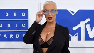 Amber Rose Is Getting Breast Reduction Surgery