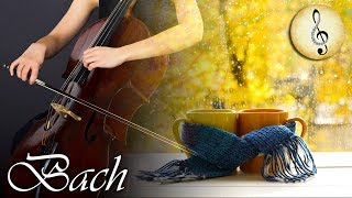 Bach Classical Music for Studying | Relaxing Cello Music | Study Music for Reading