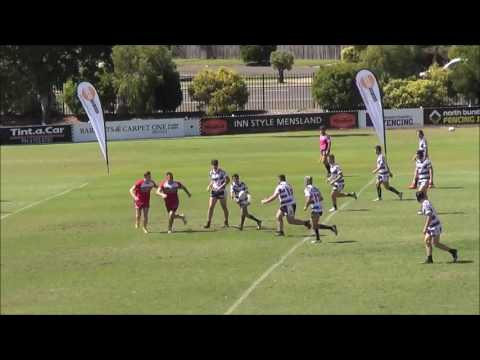 Perry Gorlick 2016 rugby league highlights