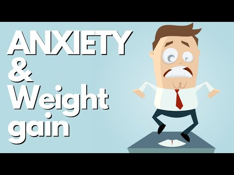 How Stress and Anxiety can Cause Weight Gain