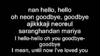 FT Island - Hello Hello [Audio][Lyrics] MP3