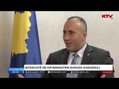 Interaktiv Ramush Haradinaj 30 11 2018