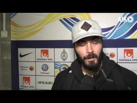 """Denni Avdić hjälte mot AFC: """"Känns jäkligt bra"""""""