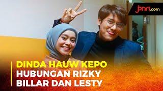 Dinda Hauw dan Rey Mbayang Dukung Rizky Billar dengan Lesty Kejora - JPNN.com