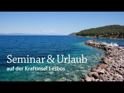 Robert Betz - Seminar und Urlaub auf der Kraftinsel Lesbos