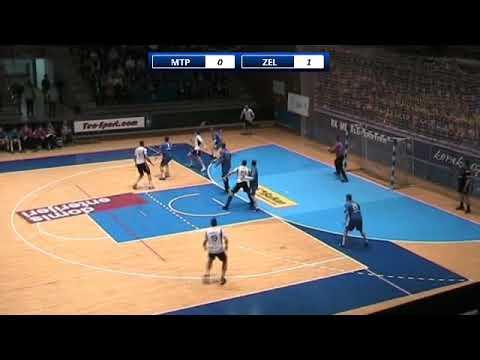 6. kolo Playoff 2018-2019 / SRLS / RK Metaloplastika - RK Železničar