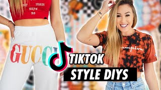 TikTok Style Trends You Can DIY