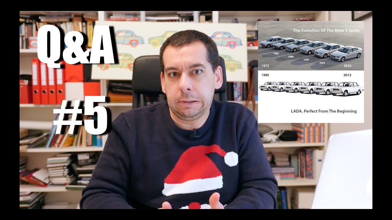 Q&A #5 (ENG) – Do All Cars Look The Same?