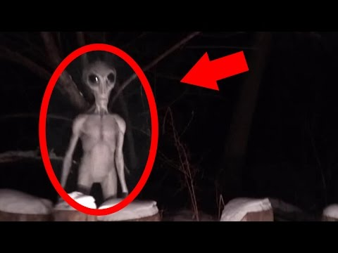 REAL Aliens Caught on Tape 2017 Compilation