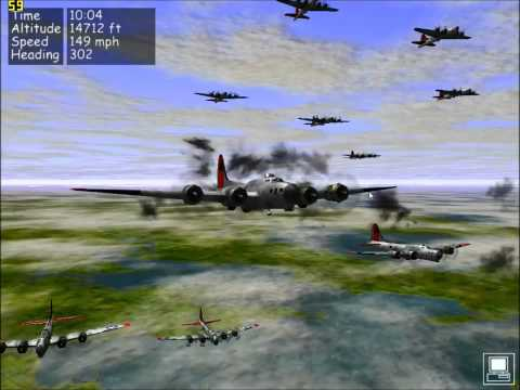 B-17 Flying Fortress: The Mighty Eighth - A Retrospective Review