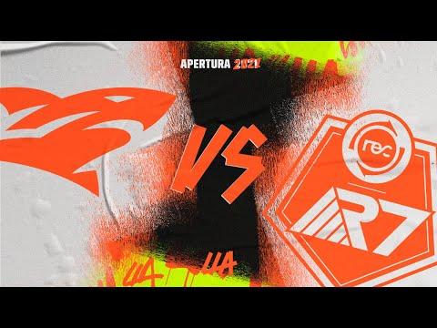 ISG vs R7 - LLA 2021 Opening R.2