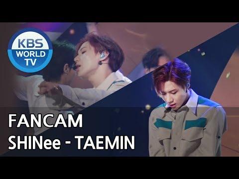 [FOCUSED] SHINee's TAEMIN  - Good Evening[Music Bank / 2018.06.01]