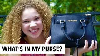 what s in madison s purse