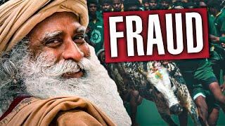 Sadhguru Fake Compassion Exposed in Jallikattu Interview