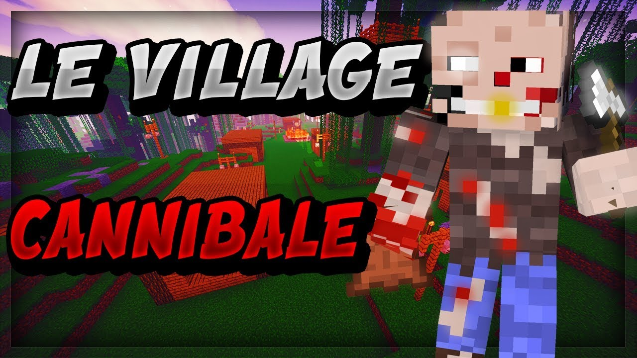 LE VILLAGE CANNIBALE | COURT MÉTRAGE MINECRAFT HORREUR RP | FILM MINECRAFT | [FR] VF 2020