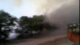 Война видео Украина Донбасс  «Ураган»  Архив войны 2014   YouTube